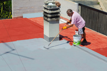 Etanchéité toit-terrasse